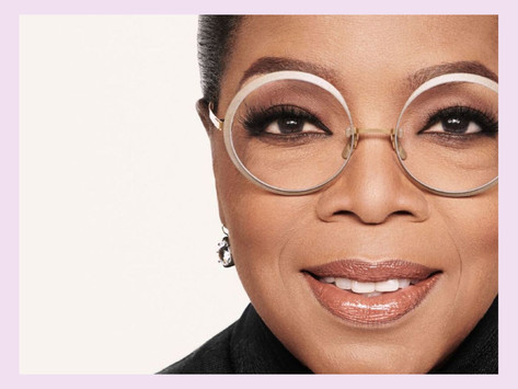 3 steps to conscious intention (Oprah's way of business)