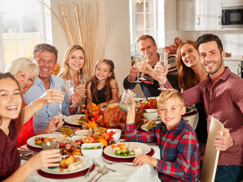 How to win at Thanksgiving or at any meeting