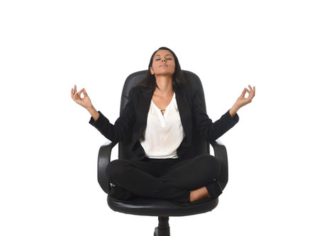 Meditation: A Tool to Stress Less for Lawyers