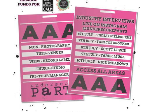 Feature: AAA Pass-Industry Interviews
