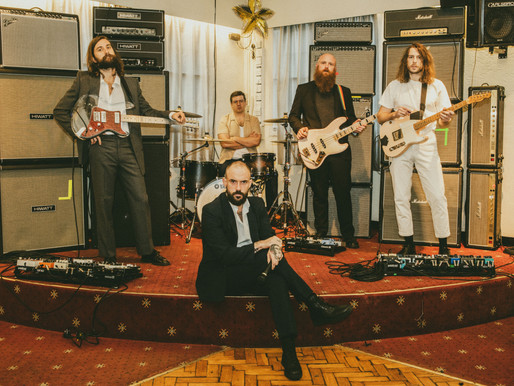 IDLES - 'Model Village' Review