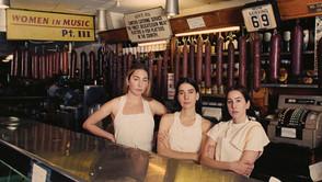 Haim – Women In Music Pt. III Review