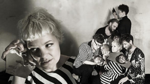 FUZZY Meets Sonic Shapeshifters Hannah Moule & The Moulettes