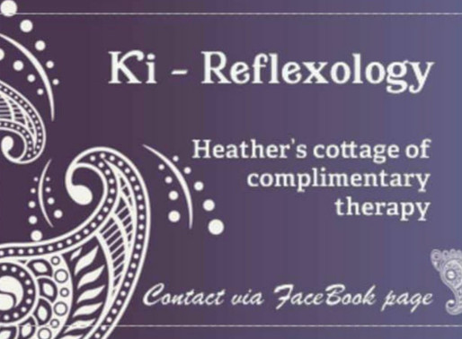 Heathers Cottage of Complimentary Therapy joins Dolls House 💜