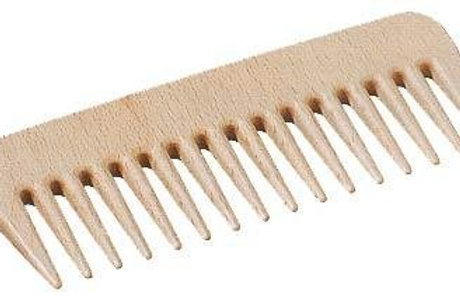 Wooden Styling Comb
