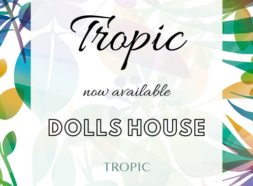 🌱 Tropic has arrived 🌱
