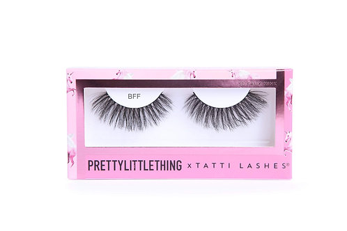Tatti Lashes x PLT BFF