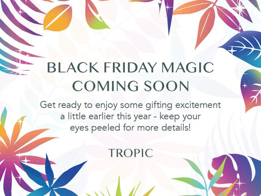 Whos getting excited for some Black Friday Magic ✨