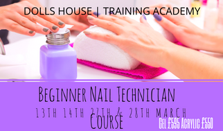 New Nail Technician Diploma Dates Released