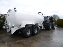 Road Wash Tanker