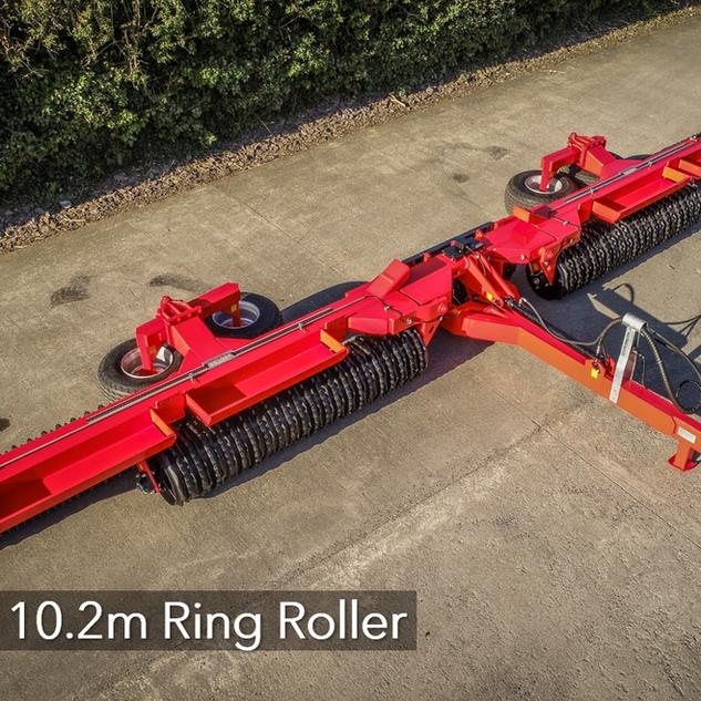10.2m Ring Roller