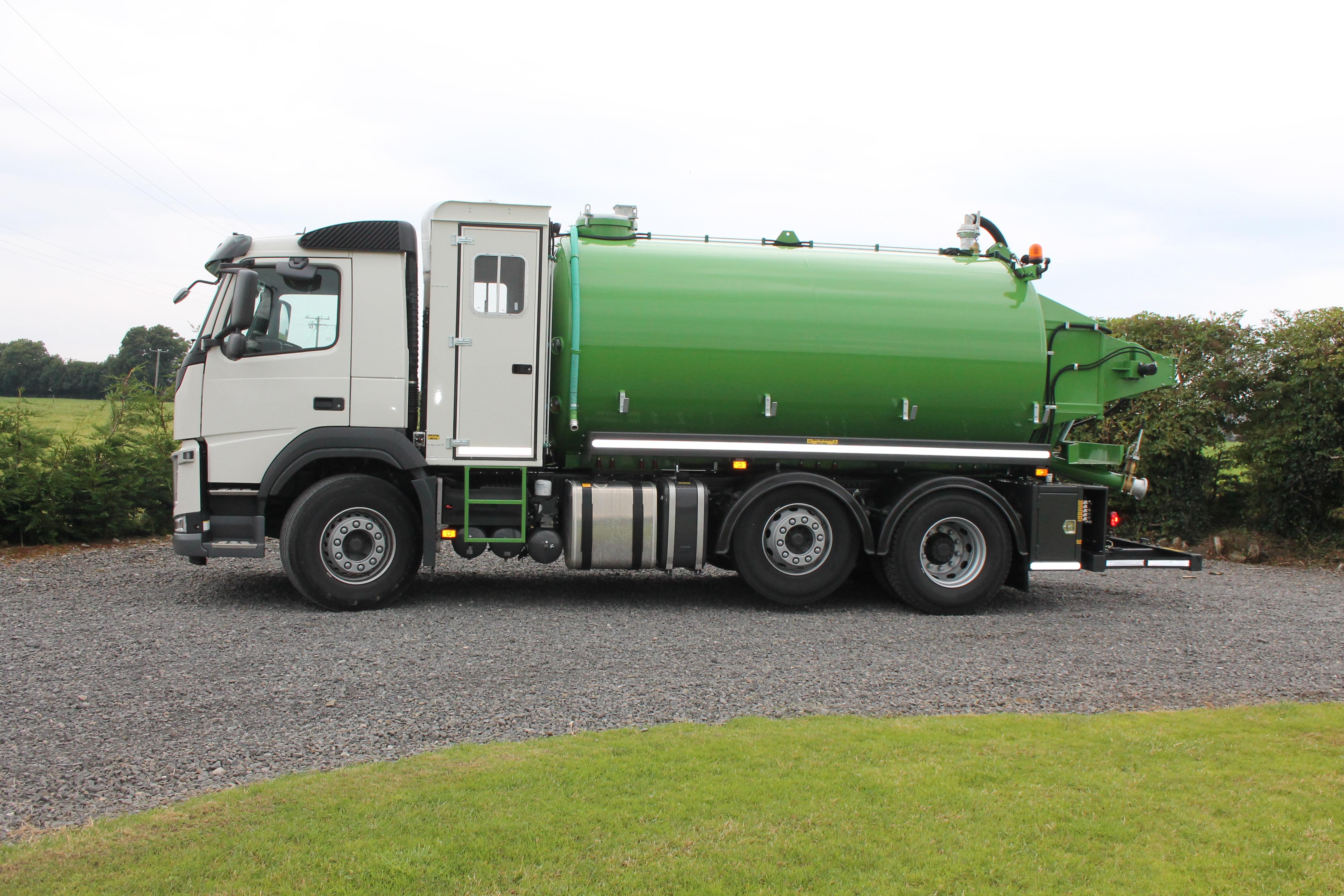 Truck Tanker