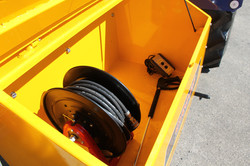 Tool Box with Reel