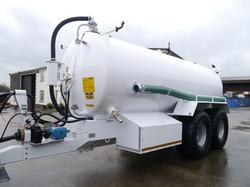 Road Wash Tanker