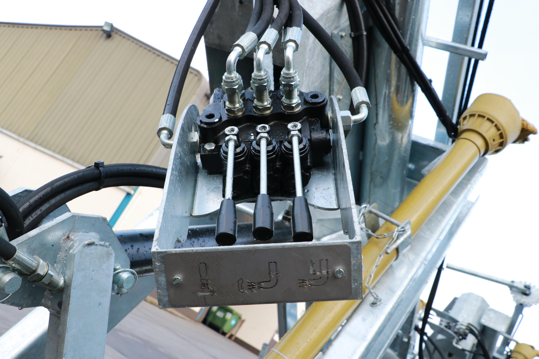 3 bank hydraulics