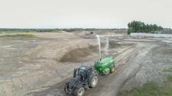 Dust Suppression Tanker