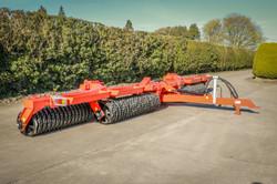 10.2m Cross Ring Roller