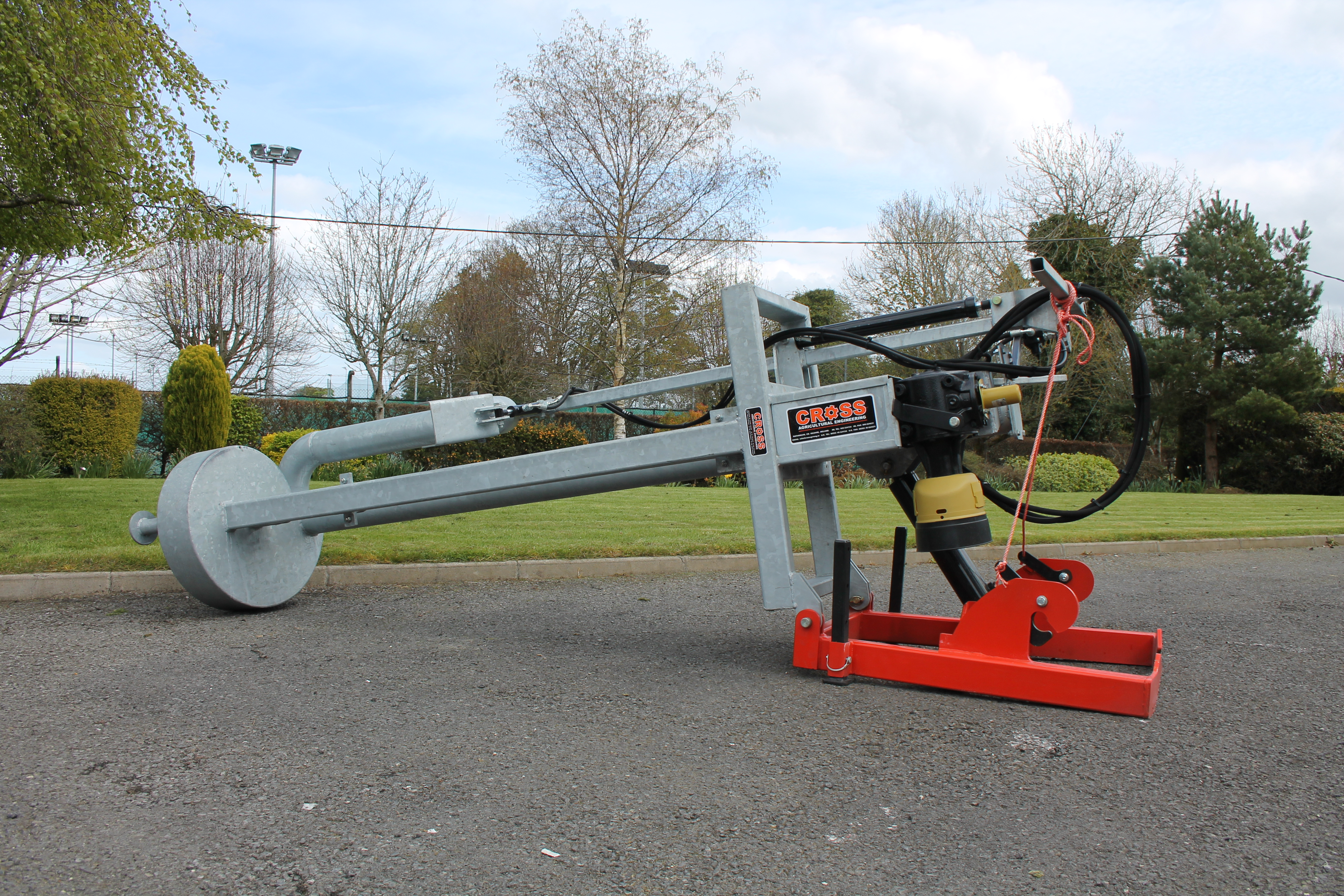 Cross SA1 Slurry Agitator Pump