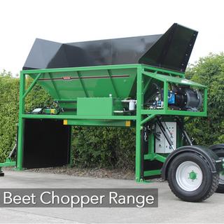 Beet Chopper Range