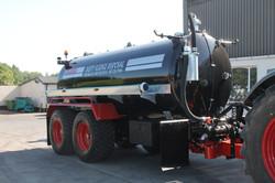 Sludge Tanker