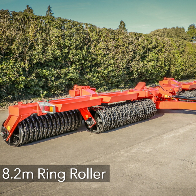 8.2m Ring Roller