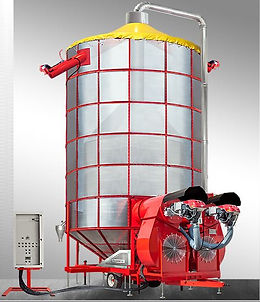Grain Dryer , Grain Drier