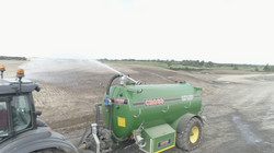 Dust Suppression Tanker