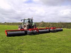 12.2m Cross Ring Roller