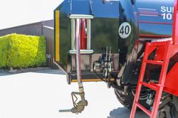 Cross Diesel Fuel Bowser
