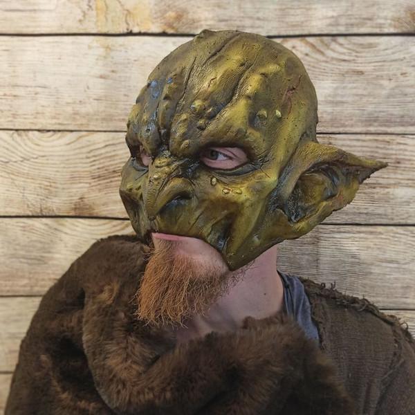 Masque de Gobelin personnalisé