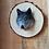 Thumbnail: Décoration murale - Totem loup