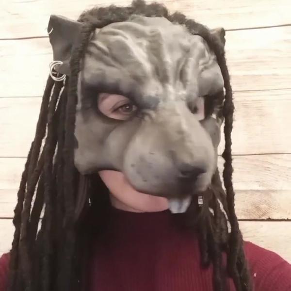 Masque intégral Rat