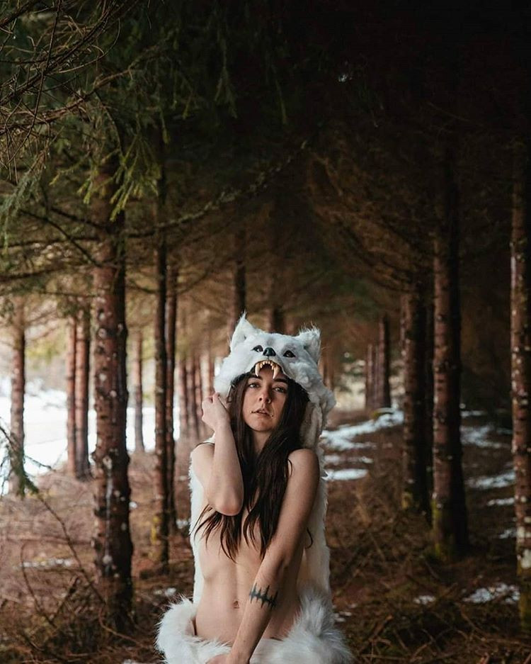 Coiffe Loup