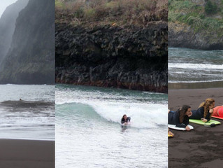 MADEIRA BODYBOARD HOLIDAYS        11 - 15 December
