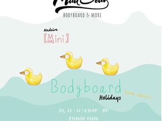 Madeira [mini] BODYBOARD HOLIDAYS // Summer Edition II // 23-27 JUL