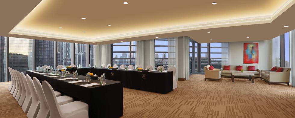 Oberoi Dubai Board Room