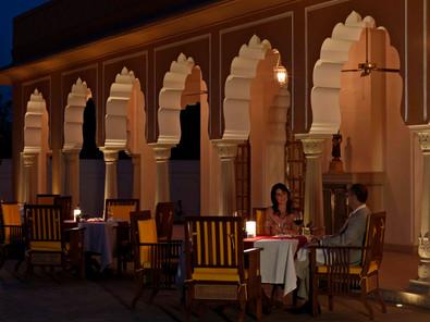 Raj Vilas Restaurant