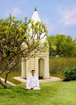 Oberoi Udaivilas Yoga