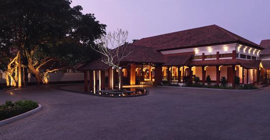Alila Diwa Goa Exterior