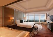 Leela Gurgaon Residence 1bhk Bedroom