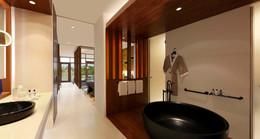 Inter Continental East Coast Suite Bathroom