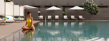 Inter Continental Mahabalipuram Pool