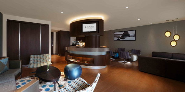 Pullman Aerocity Hospitality Lounge