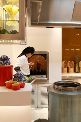 Pullman Gurgaon Duck Oven