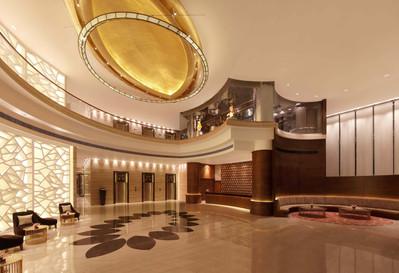 Hilton Jaipur Lobby