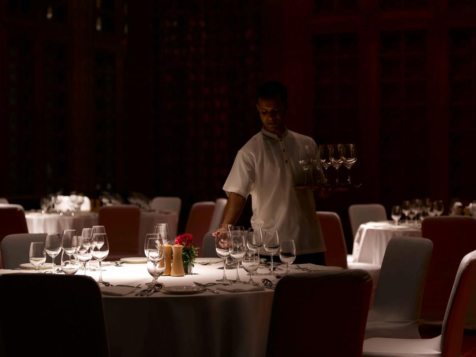 Alila Diwa Banquet Prep.