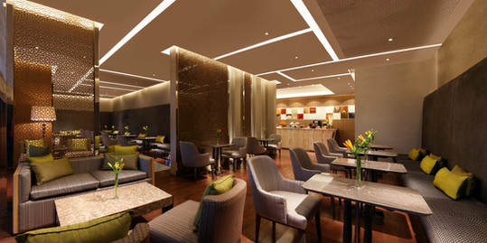 Leela Club Lounge