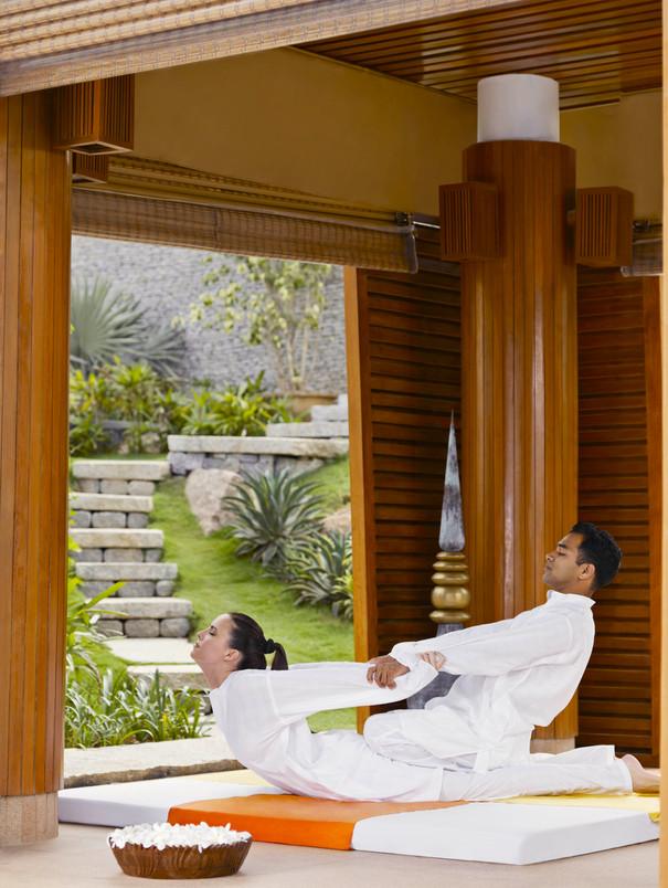 Ista Yoga Pavilion