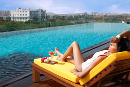 Trident Hyderabad Pool Options