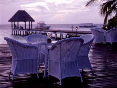 Taj Coral Reef  Deck